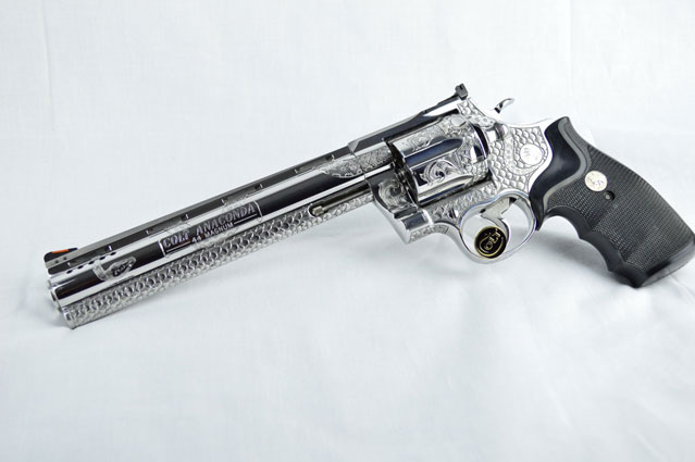 Beathard Engraving - Firearms Gallery